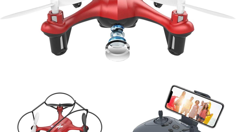 Migliori mini droni